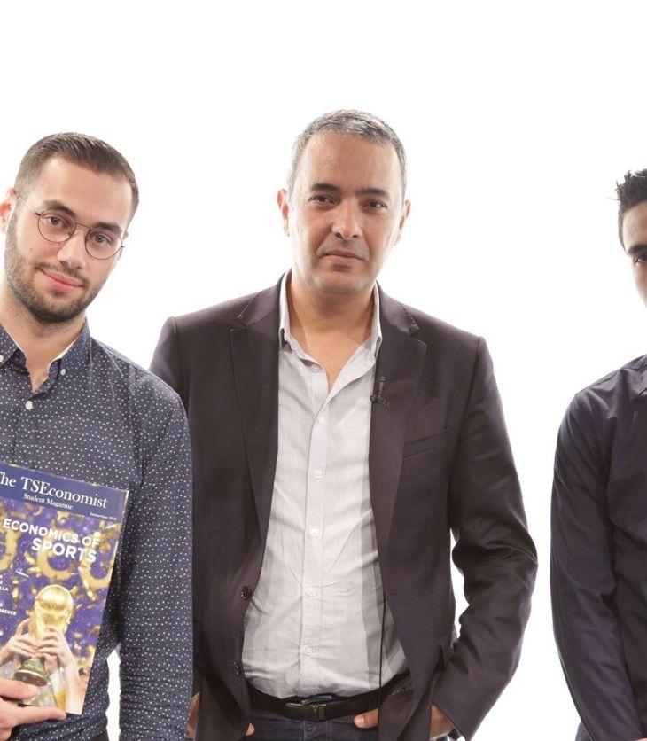 Kamel Daoud – The TSEconomist
