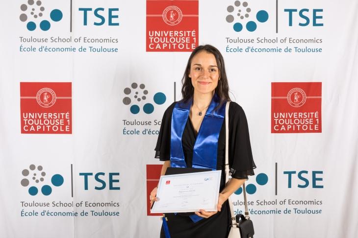 TSE Alumni Maguelonne J